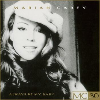 Cover Always Be My Baby EP (Remastered)