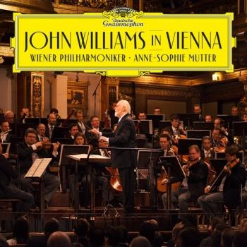 Cover John Williams in Vienna