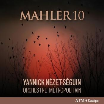 Cover Mahler: Symphony No. 10 in F-Sharp Minor (Completed D. Cooke, 1976)