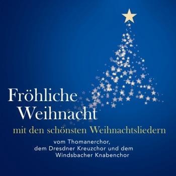 Cover Fröhliche Weihnacht (Mit den schönsten Weihnachtsliedern)