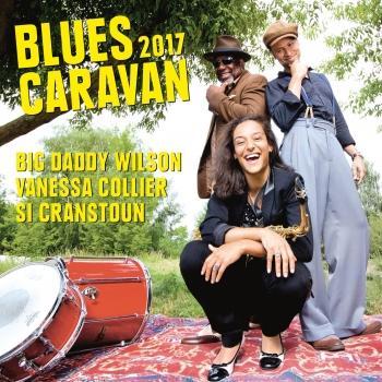 Cover Blues Caravan 2017
