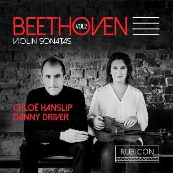 Cover Beethoven: Violin Sonatas, Vol. 2
