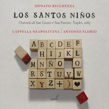 Cover Ricchezza: Los Santos Niños