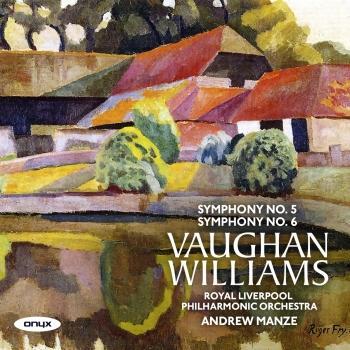 Cover Vaughan Williams: Symphony No.5 & Symphony No.6