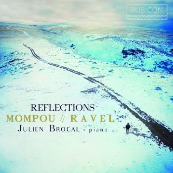 Cover Mompou & Ravel: Reflections