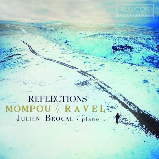 Cover Mompou & Ravel: Reflections