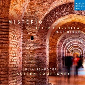 Cover Misterio: Biber & Piazzolla
