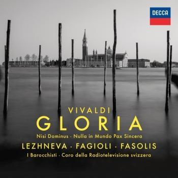 Cover Vivaldi: Gloria - Nisi Dominus - Nulla in mundo pax