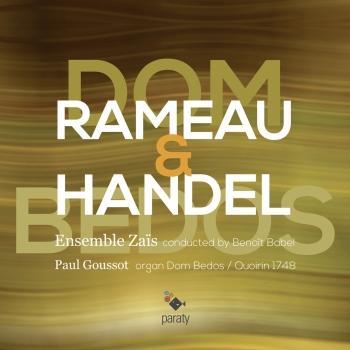 Cover Rameau & Handel: Dom Bedos