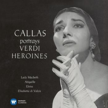 Cover Callas Verdi Heroines (1958) - Callas Remastered