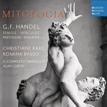 Cover Mitologia - Handel: Arias & Duets