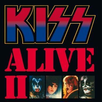 Cover Alive II (Live) incl. 5 studio tracks
