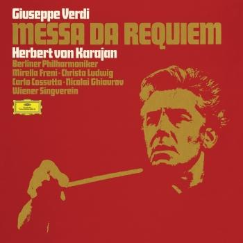 Cover Verdi: Messa da Requiem