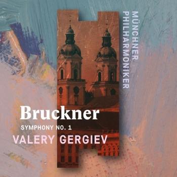 Cover Bruckner: Symphony No. 1