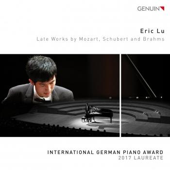 Cover Late Works by Mozart, Schubert & Brahms
