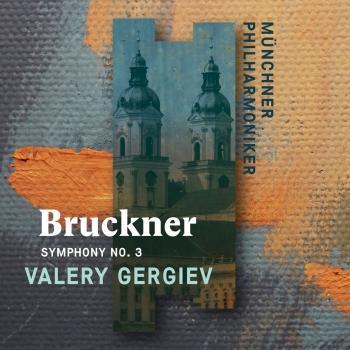 Cover Bruckner: Symphony No. 3