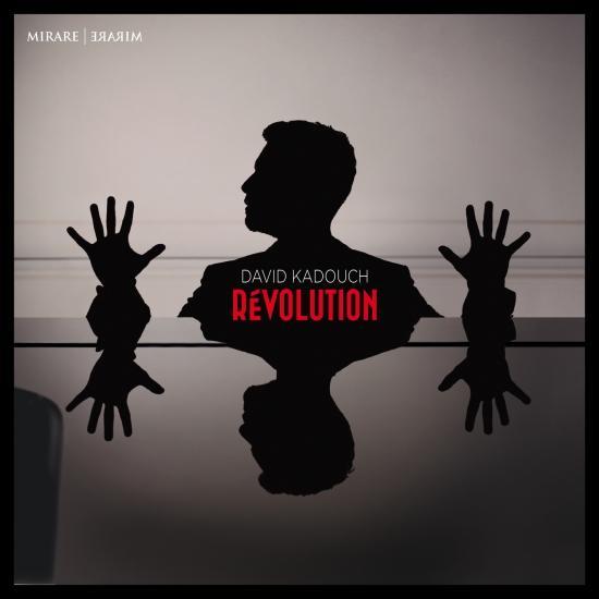 Cover Révolution