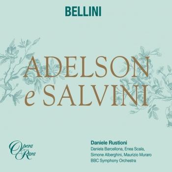 Cover Bellini: Adelson e Salvini