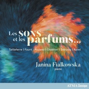 Cover Les sons et les parfums...