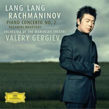 Cover Rachmaninov: Piano Concerto No. 2; Paganini Rhapsody