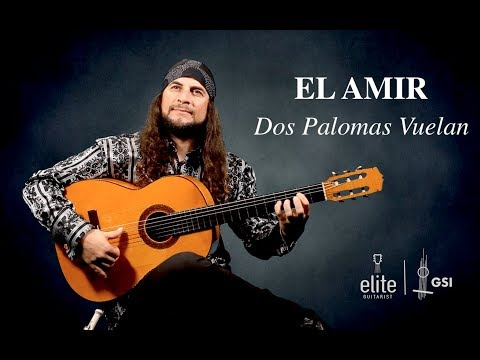 Video El Amir - Dos Palomas Vuelan