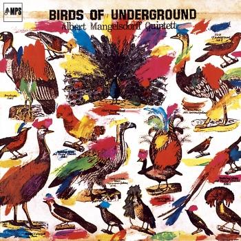 Cover Birds of Underground