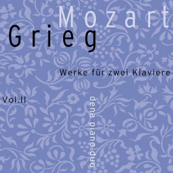 Cover Mozart/Grieg Vol II