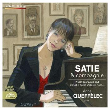 Cover Satie and compagnie