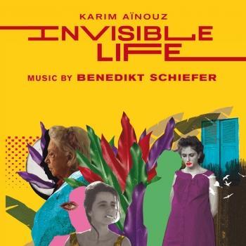 Cover Invisible Life (Original Motion Picture Soundtrack)