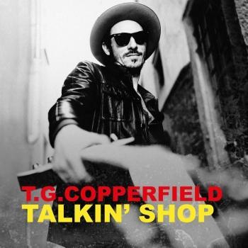Cover Talkin' Shop