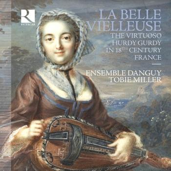 Cover La belle Vielleuse