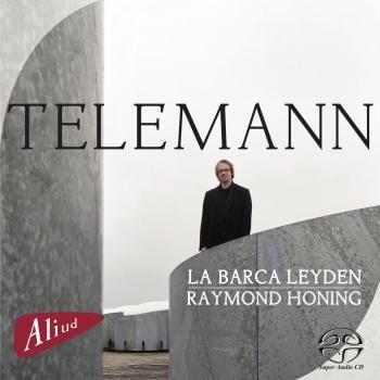 Cover Telemann (Remastered)