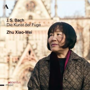 Cover J. S. Bach: Die Kunst der Fuge, BWV 1080