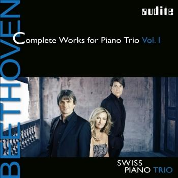 Cover Beethoven: Complete Works for Piano Trio, Vol. 1