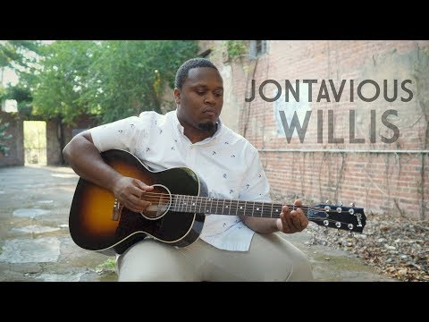 Video Jontavious Willis - Going Up The Country