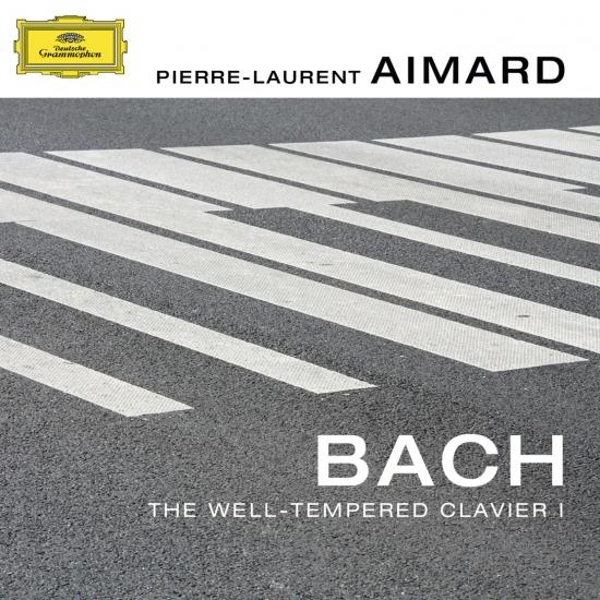 Cover Bach: The Well-Tempered Clavier I