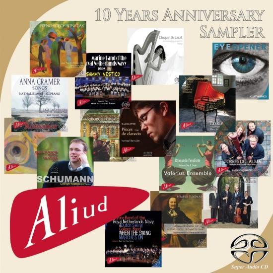 Cover 10 Years Anniversary Sampler