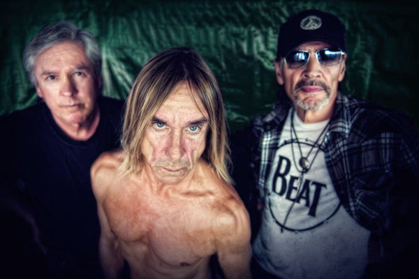The iggy torrent stooges and discography pop Iggy pop