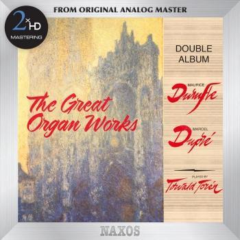 Cover Duruflé & Dupré: Organ Music