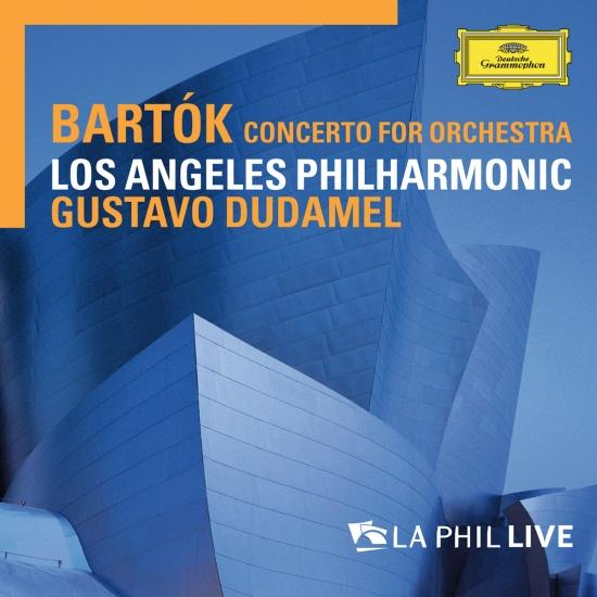 Cover Bartók: Concerto for Orchestra, BB 123, Sz.116