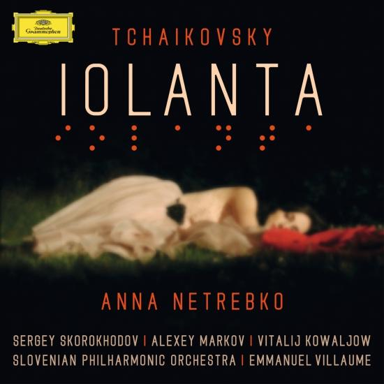 Cover Tchaikovsky: Iolanta