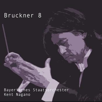 Cover Bruckner Symphonie Nr. 8