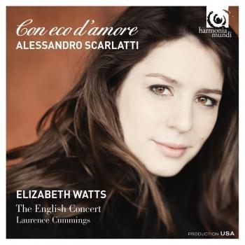 Cover Alessandro Scarlatti: Con eco d'amore