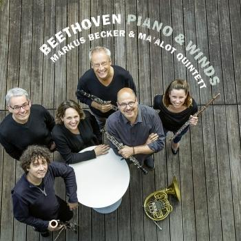 Cover Beethoven: Piano & Winds