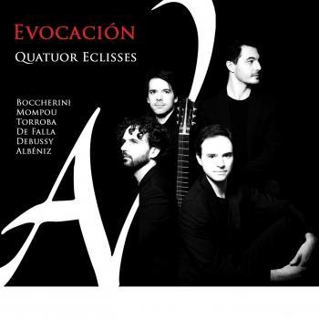 Cover Evocación