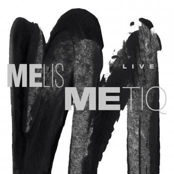 Cover Melismetiq Live