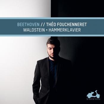 Cover Beethoven: Waldstein & Hammerklavier
