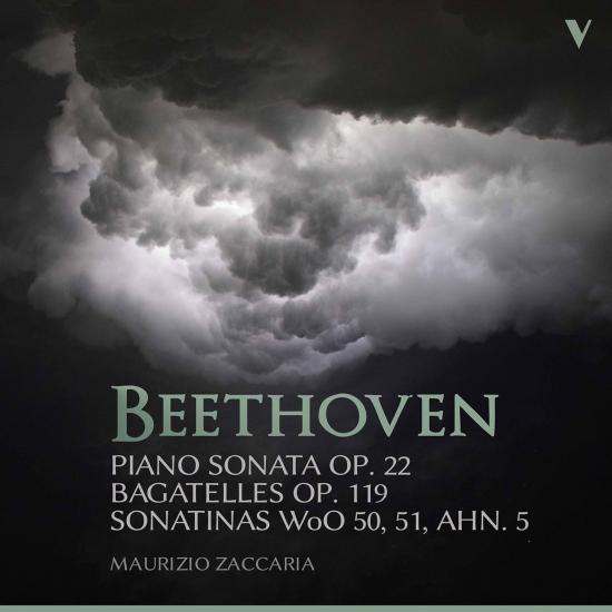 Cover Beethoven: Piano Sonata No. 11, Op. 22 & Other Works