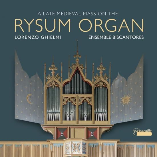 Cover A Late Medieval Mass on the Rysum Organ