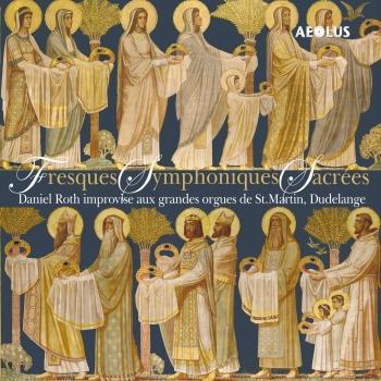 Cover Fresques Symphoniques Sacrées